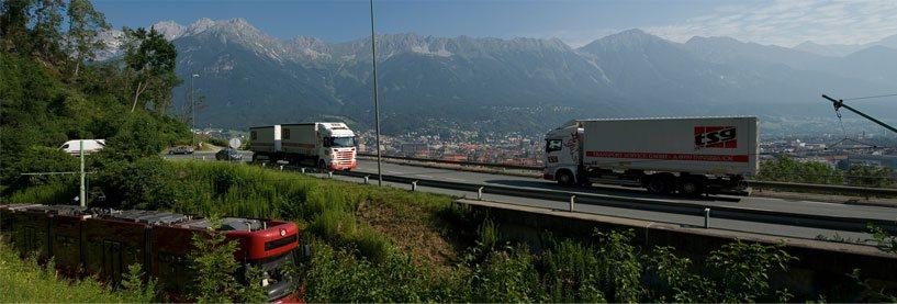 Logistik Partner aus Tirol