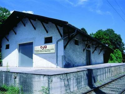 Gründung der Transport Service GmbH