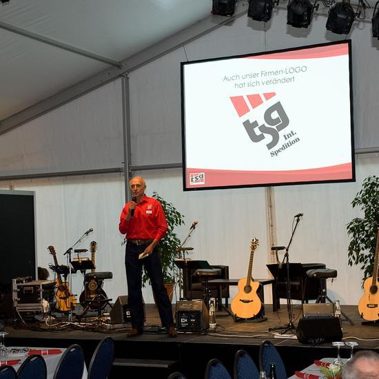 20 Jahre Transport Service GmbH - Jubiläumsfeier